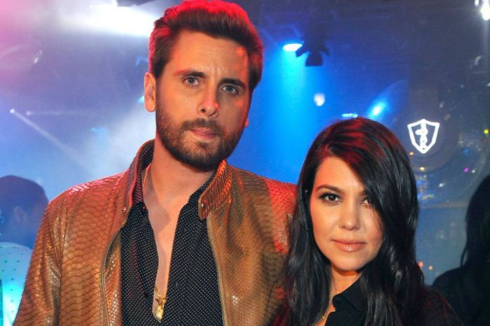 Scott Disick Attempts To Capitalize On The Coronavirus With 'Please Wash Your Hands' Merch