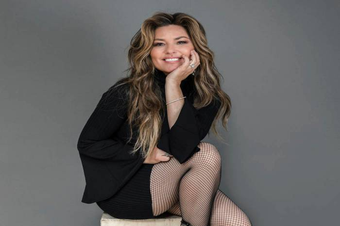 Shania Twain Reveals How Her Son Eja Helped Her Cope With Robert 'Mutt' Lange Divorce
