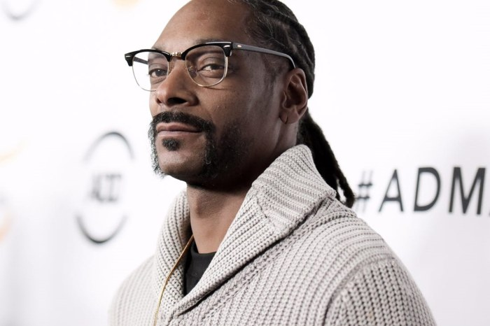 Snoop Dogg's Daughter, Cori Broadus, Breaks The Internet In Photo Where She Leaves Nothing To The Imagination