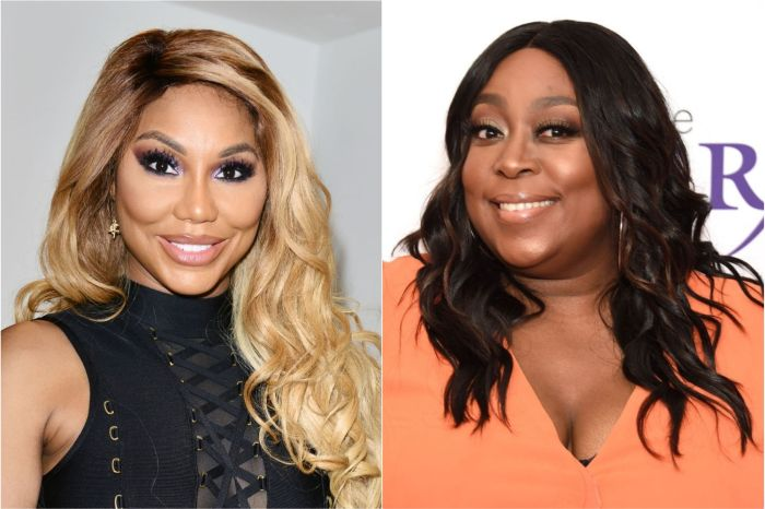 Loni Love Tweets That She Wants People To Stop 'Lying' On Her After Tamar Braxtons Seemingly Wants To Make Peace