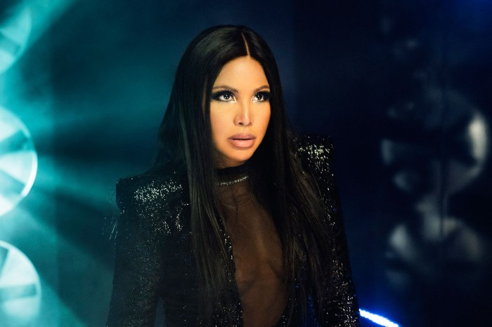 Toni Braxton Is Called The 'Most Beautiful Woman Alive' Because Of This Marvelous Photo