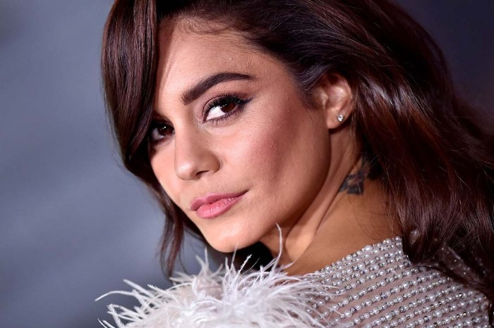 Vanessa Hudgens Gets Dragged After Saying Coronavirus Deaths Are Inevitable