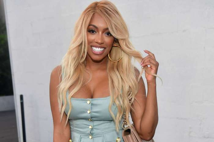 Porsha Williams Is Grateful To The Healthcare Workers During This Massive Crisis We're In: 'Not All Heroes Wear Capes'