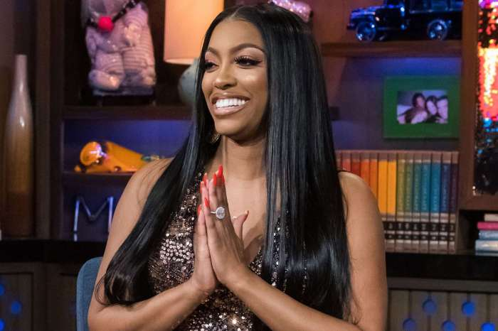 Porsha Williams Is Dreaming About Her Greece Vacation - Check Out The Jaw-Dropping Pics That She Shared