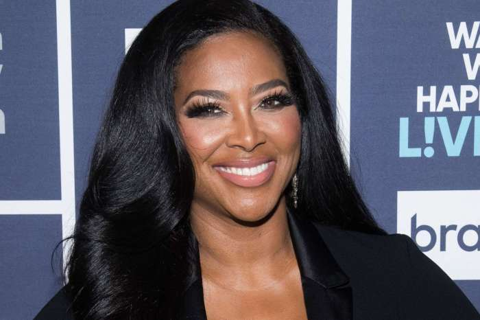 Kenya Moore Has A Solution For Ladies' Hair While They're In Social Distancing