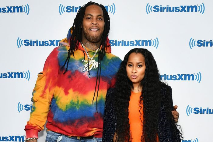 Waka Flocka Reveals His Thoughts About 'Flip The Switch' Challenge - His Wife, Tammy Rivera Disagrees