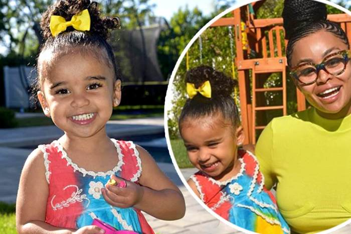 Blac Chyna's Latest Video Featuring Her Daughter, Dream Kardashian Makes Fans' Day
