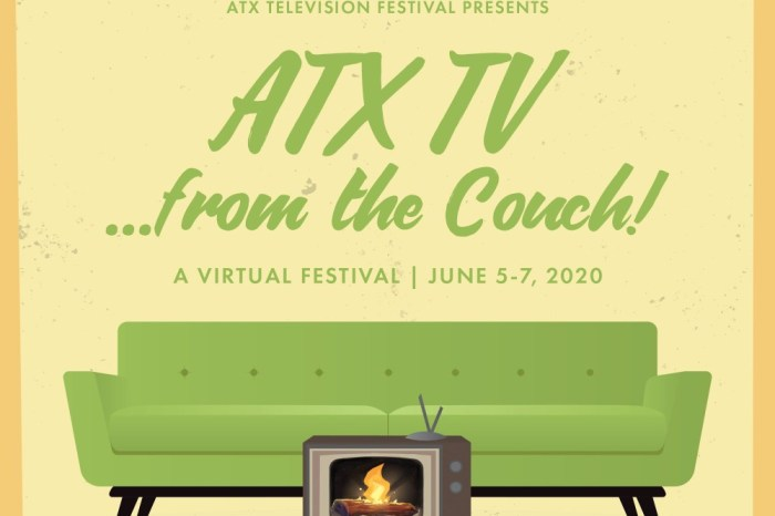 ATX TV Festival Goes Virtual In 2020 Amid COVID-19 Concerns
