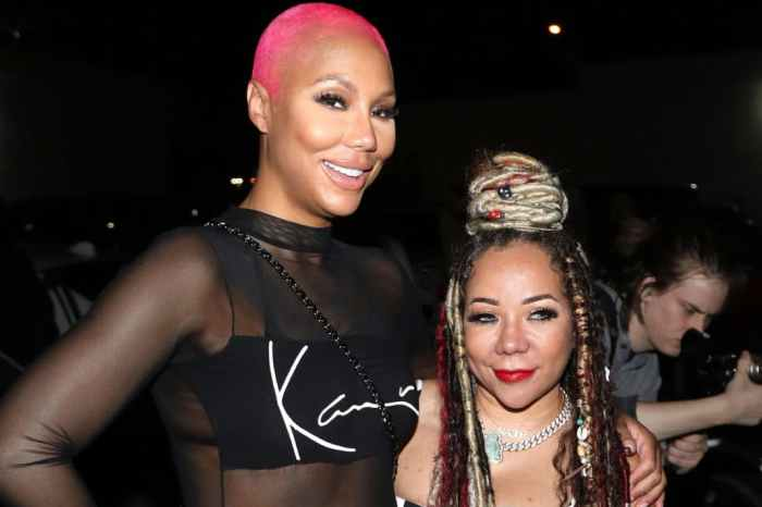 Tamar Braxton Cannot Take How Beautiful Tiny Harris' Daughter, Zonnique Pullins Is In This Juicy Video