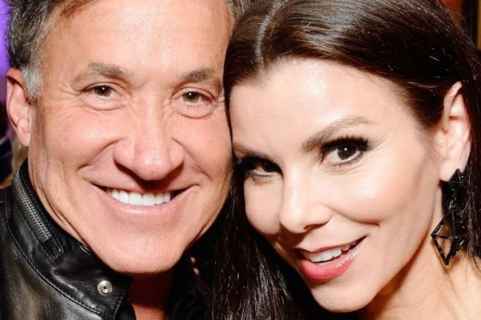 RHOC Alum Heather Dubrow Responds To Accusations Of Price Gouging With Her Hand Sanitizer Product Line