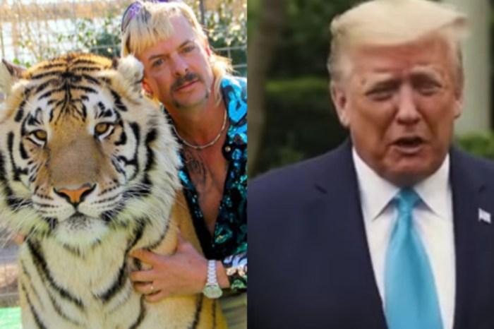 Is President Donald Trump Going To Pardon Tiger King Star Joe Exotic?