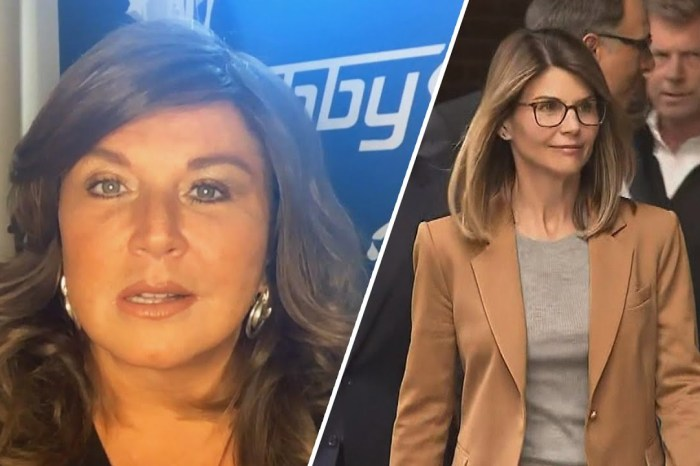 Abby Lee Miller Details What Lori Loughlin Will Experience In Jail Since She's Serving At The Same Facility!
