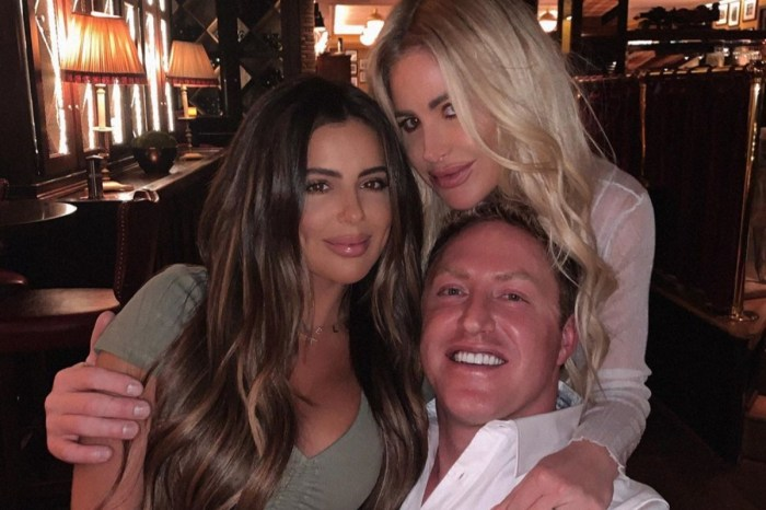 Brielle Biermann Sits On Her Father's Lap And People Have Questions — Are They Going Too Far?
