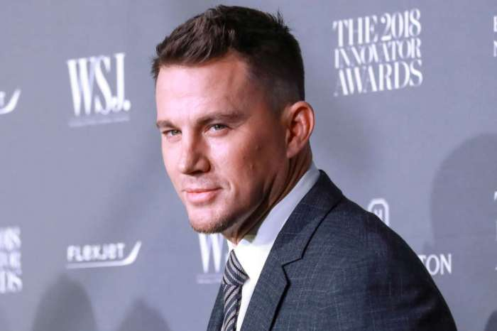 Channing Tatum Shows Off His Abs On Social Media For The First Time In Years