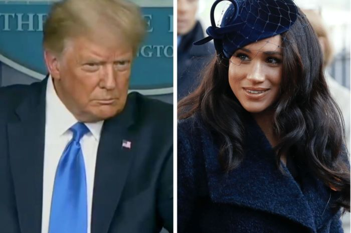 Donald Trump Slams Meghan Markle Again And Wishes Prince Harry 'Luck'