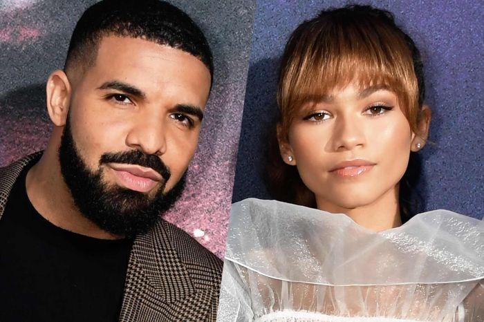 Drake Congratulates Zendaya Following Her History-Making Win At The Emmys!