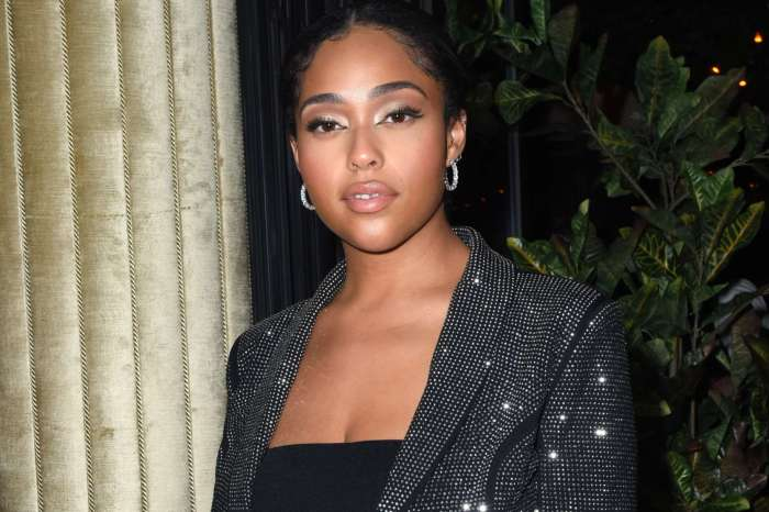 Jordyn Woods Says She's 'Happy' Her Scandal With Tristan Thompson Happened And Here's Why!