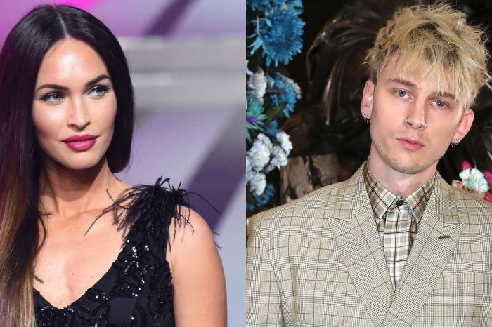 Machine Gun Kelly Admits He Never Felt Love Before Meeting Megan Fox