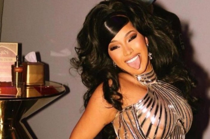 Cardi B Showcases Her Curves In A No-Tan Lines Two Piece Bathing Suit