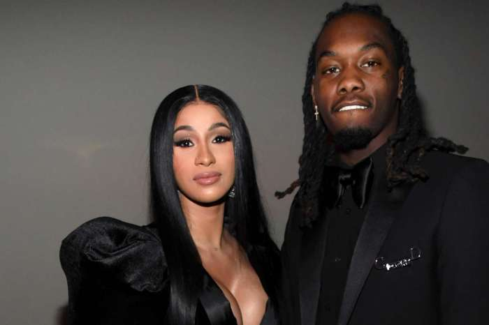 Offset Flirts With 'Scrumptious' Cardi B After Night Together At A Strip Club - Are They Back Together?