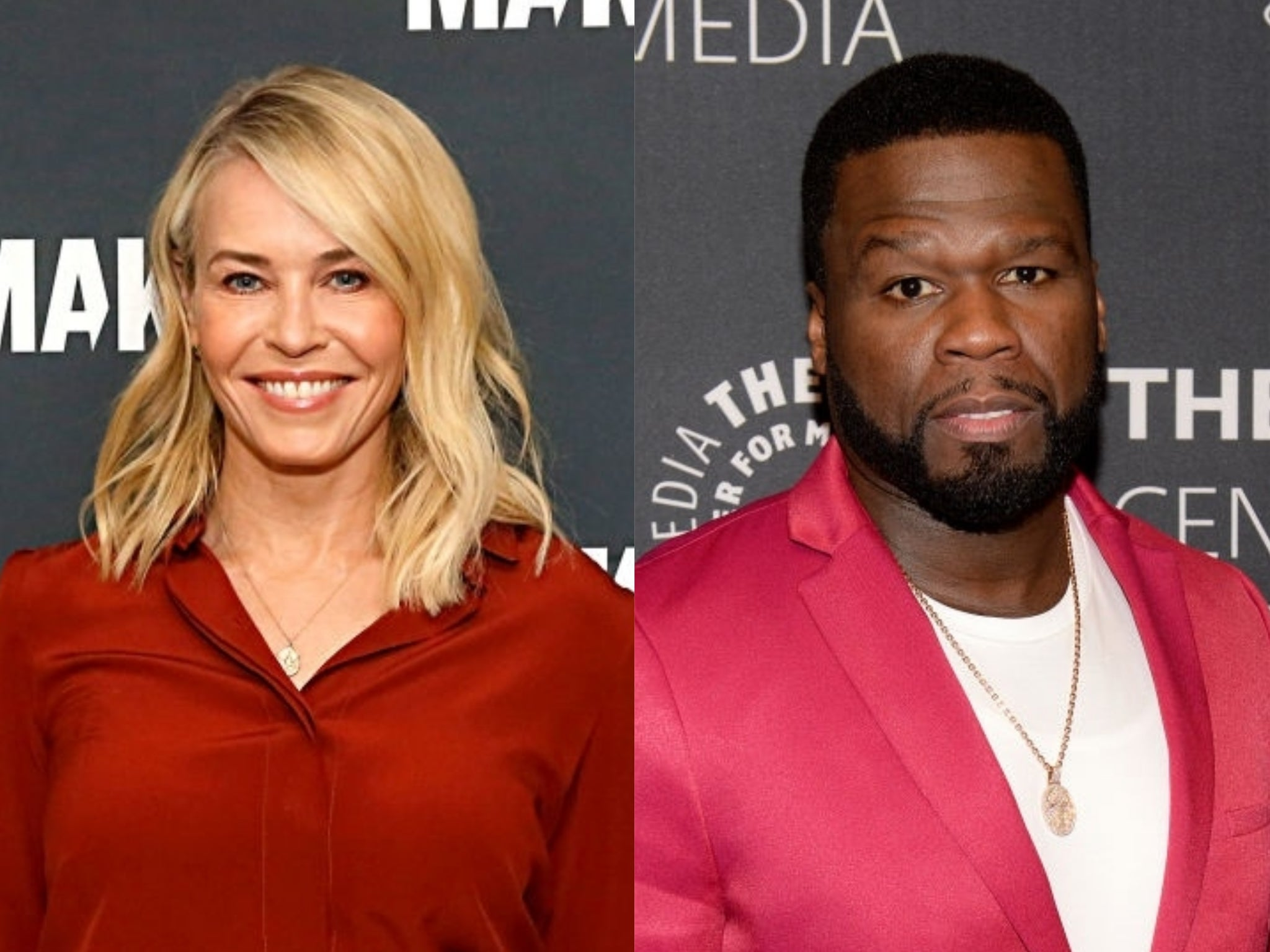 """chelsea-handler-announces-50-cent-is-actually-voting-for-biden-apologizes-for-saying-she-had-to-remind-him-he-was-black"""