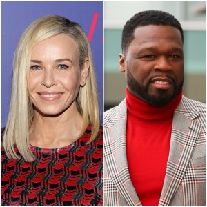 50 Cent Pleads With Chelsea Handler To Not Let Politics Come Between Them After She Drags Him For Being A Trump Supporter