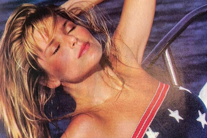 Christie Brinkley Shares A Photo Of Herself In A Revealing Bathing Suit For Sports Illustrated — See The Look!