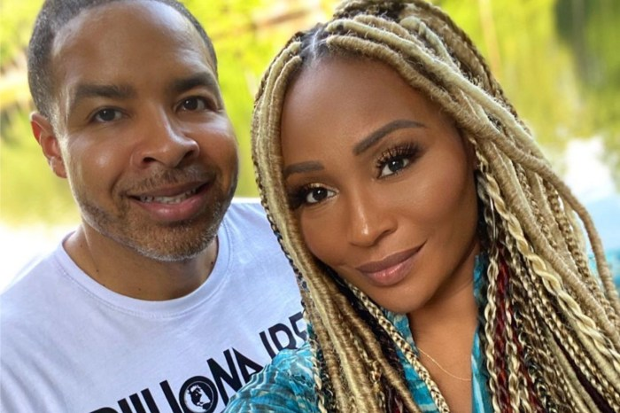 Cynthia Bailey Shares Gorgeous Photos With Mike Hill And Declares His Love For Him