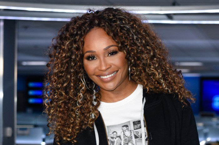 Cynthia Bailey Looks Amazing In Her Latest Photo Session At Lake Bailey