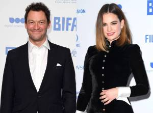 Lily James And Dominic West Possibly In Trouble With The Law After PDA In Rome - Details!