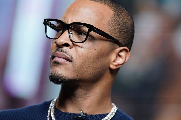 T.I. Shares A Throwback Video That Has Fans In Awe - Check It Out Here