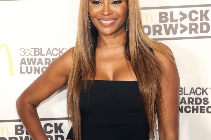 Cynthia Bailey Shows Her Support For Kamala Harris