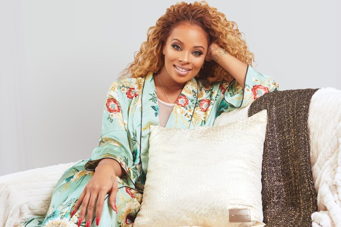 Eva Marcille Shares New Footage From Cynthia Bailey's Wedding