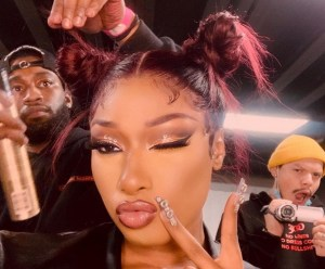 Megan Thee Stallion Posts 'Thirst Trap' Lingerie Photo, Drawing Slim Thug's Attention Once More