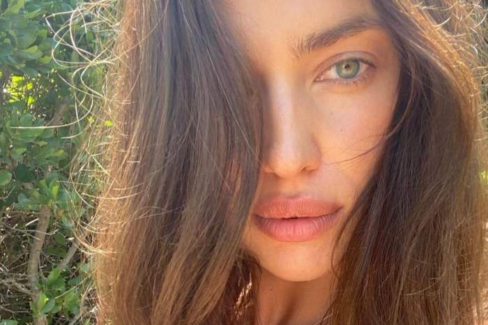 Irina Shayk Stuns In Burberry While Walking Around New York — See The Photos