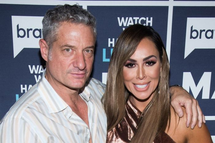 Kelly Dodd Marries Rick Leventhal In Black Wedding Dress - Check Out The Stunning Pics!