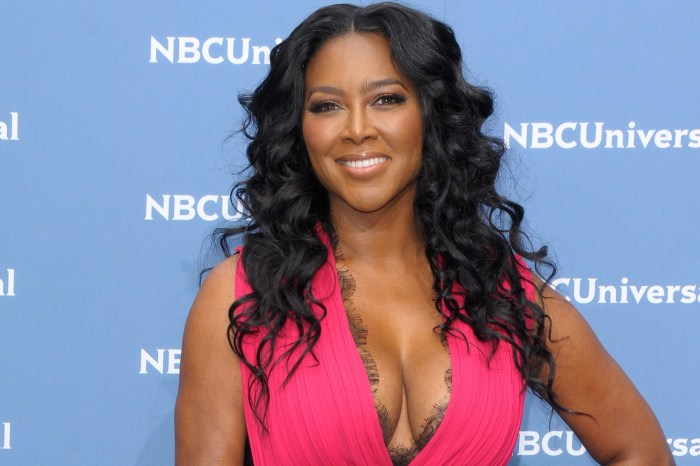 Kenya Moore Shows Off Her Weight Loss - See Her Photo