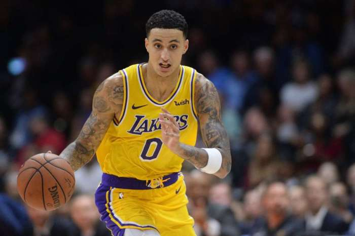 NBA Fans Launch Online Petition To Strip Kyle Kuzma Of Championship Ring If The LA Lakers Win