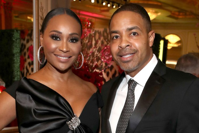 Cynthia Bailey And Mike Hill Reportedly 'Wrote Their Own Vows' But She Still 'Spoke From The Heart' During The Ceremony!