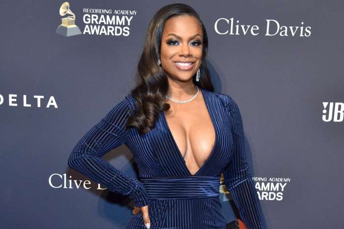 Kandi Burruss Wishes A Happy Birthday To Her BFFs