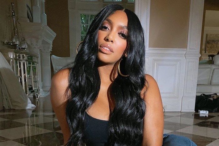 Porsha Williams Gives Fans Hair-Related Advice