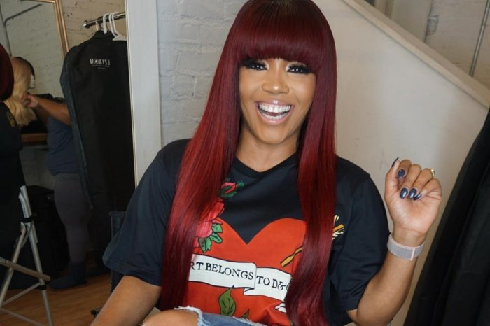 Rasheeda Frost Shows Off Rainbow Hair And Fans Are Here For It - See Her Video