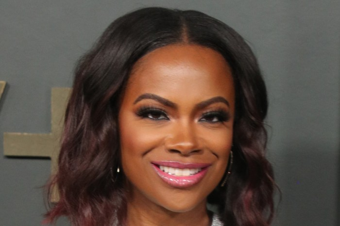 Kandi Burruss Celebrates Her Dad's Birthday - See Her Message And Photo