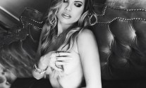 Chanel West Coast Topless (1 Photo)