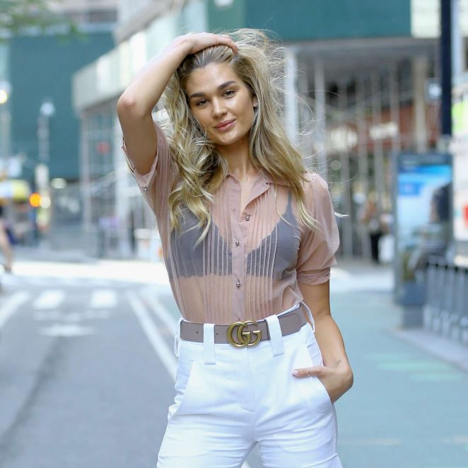 Shayna Terese Taylor – Callbacks for the Victoria's Secret Fashion Show 2018 in NYC