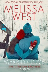 Merrily in Love by Melissa West