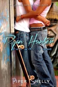 Ryan Hunter (Grover Beach Team #2) by Piper Shelly/Anna Katmore