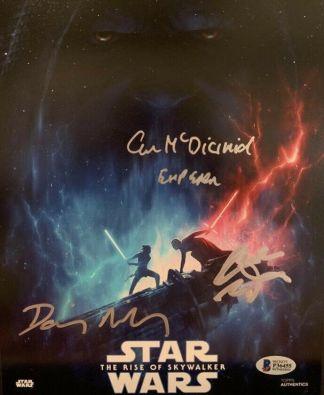 8x10 Rise of Skywalker