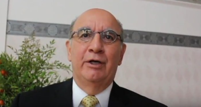 CU chancellor Phil DiStefano.