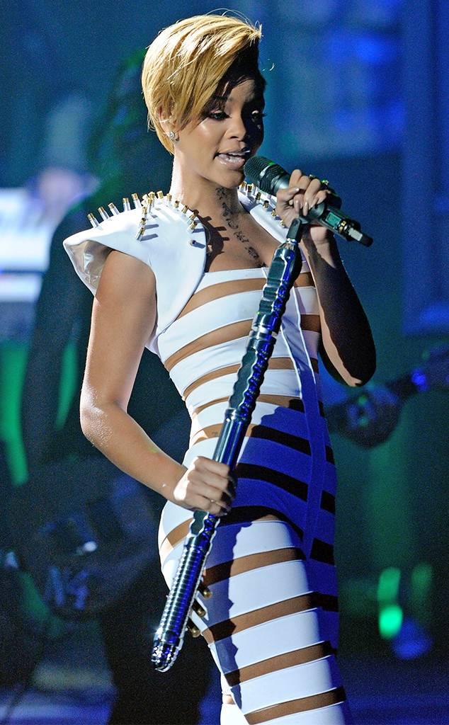 Rihanna, American Music Awards, 2009